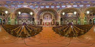 Rosenkranz-Basilika, Berlin-Steglitz (360x180)