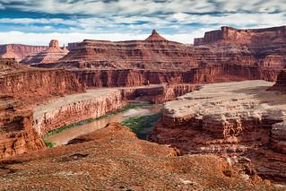 A Canyon of the Colorado