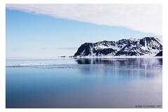 Blue sky, blue water! (Mirko Daniele Comparetti) Tags: sj svalbard acqua arctic artico expedition ghiaccio ice mare neve ocean oceano sea snow spedizione spedizionearticasvalbard2017 water web