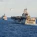U.S., Australian Navies train together during Talisman Saber 17