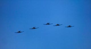 The Black Falcons Aerobatic Display Team