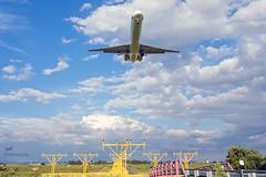 McDonnell Douglas MD-82 LZ-LDN (airliners.sk, o.z.) Tags: airport poprad popradtatry tatry tat lztt lztttat airlinerssk airplane bulgarian air charter md82 lzldn landing