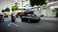 BMW Z8 (Tzo_alex) Tags: bmw z8 grey silver german monaco montecarlo f1 2017