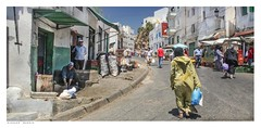Tetouan تطوان, Morocco, out on the street. (Richard Murrin Art) Tags: tetouanتطوان morocco outonthestreet richard murrin art photography canon 5d landscape travel images building cool