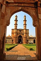 ilp Gujarat  (7) (Indulal) Tags: architecture photography muslim islam religion mosque unesco masjid jami worldheritage 15thcentury pavagadh champaner chhattisgarh raipur ilpatelhotmailcom ilpatel begda
