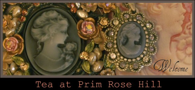 Tea at Prim Rose Hill