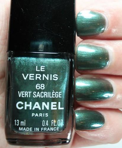Chanel Vert Sacrilege