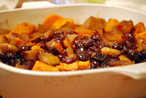 Cinnamon Sweet Potato Casserole