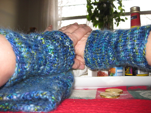 Fill the Gap Wrist Warmers