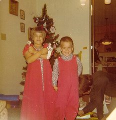 Christmas 1975 (funny strange or funny ha ha) Tags: christmas chris oklahoma jones farm 1975 ok hooker debbe harrell 73945
