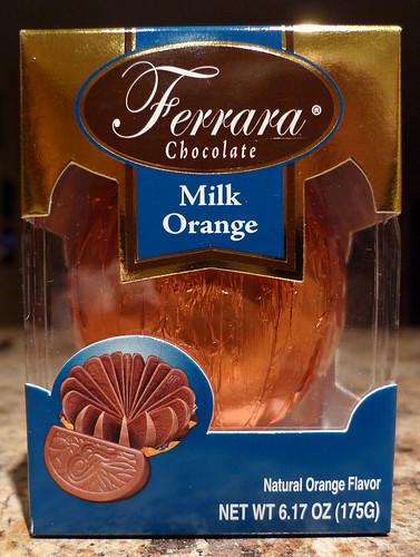 Ferrara Chocolate - Milk Orange