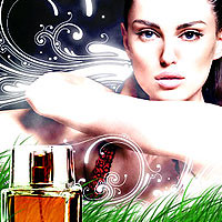 Tutorial: Make Perfume Commercial in Photoshop