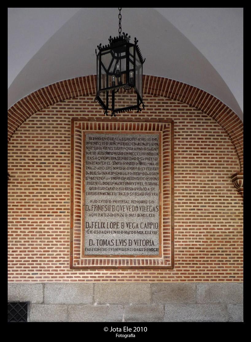 Iglesia de San Ginés II