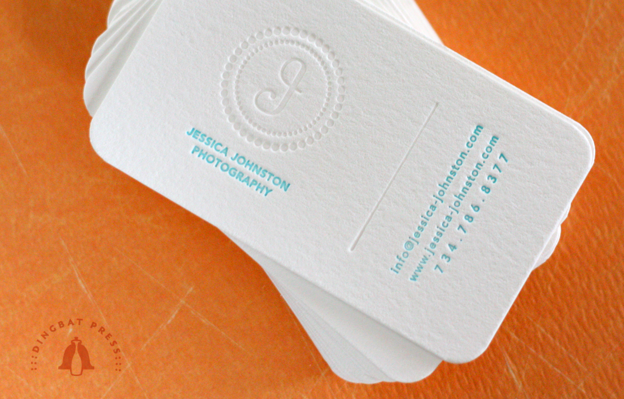 Jess Johnston Business Cards