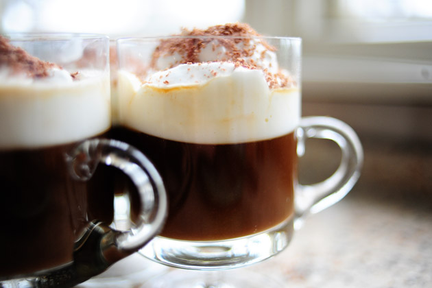 طريقة قهوة التوفى الاسبانية 2013