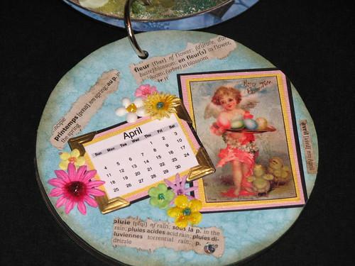 CD Calendar - April 009