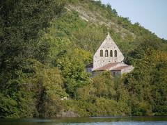 l'église Saint Hyppolyte de Condat