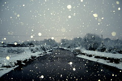Snow River () Tags: snow cold scenic frosty fresh firstsnow snowfall isleofman ramsey mywalktowork