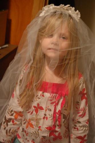 little bride?