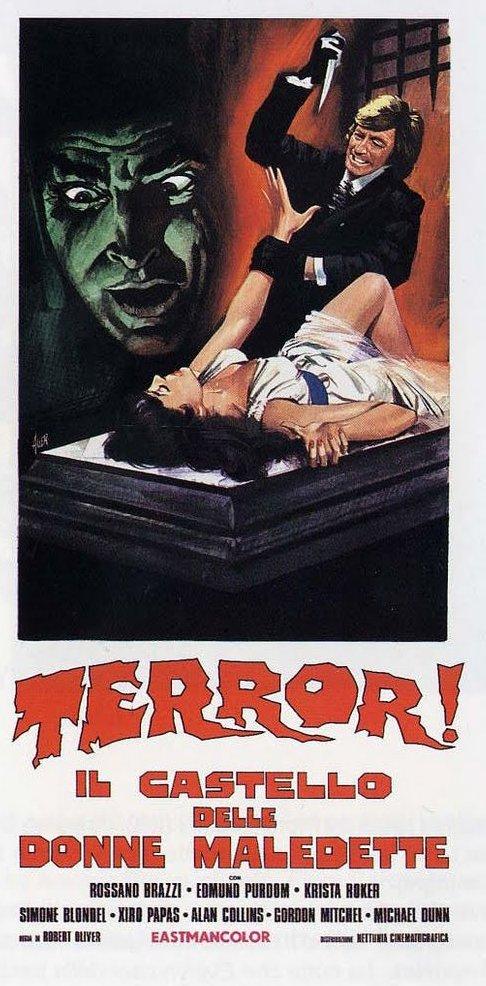 Terror Il Castello delle donne maledette