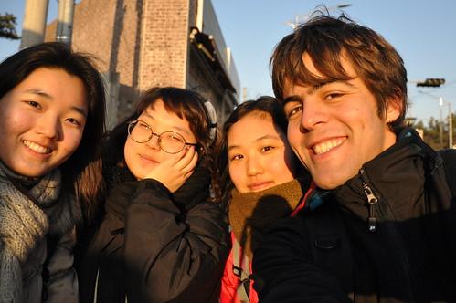 Coreanas en Pusan