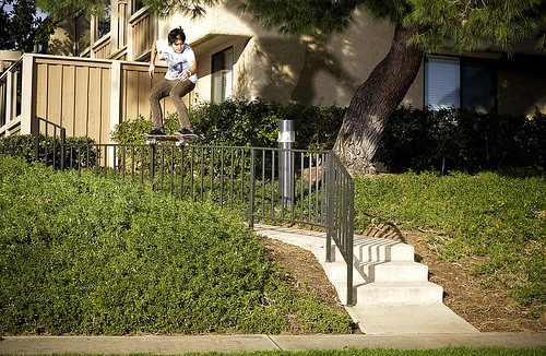 Chris Weigele 5050 Irvine Rail