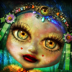 Trolly Dolly (MiaSnow) Tags: miasnow