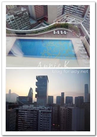 香港12F房間往外看