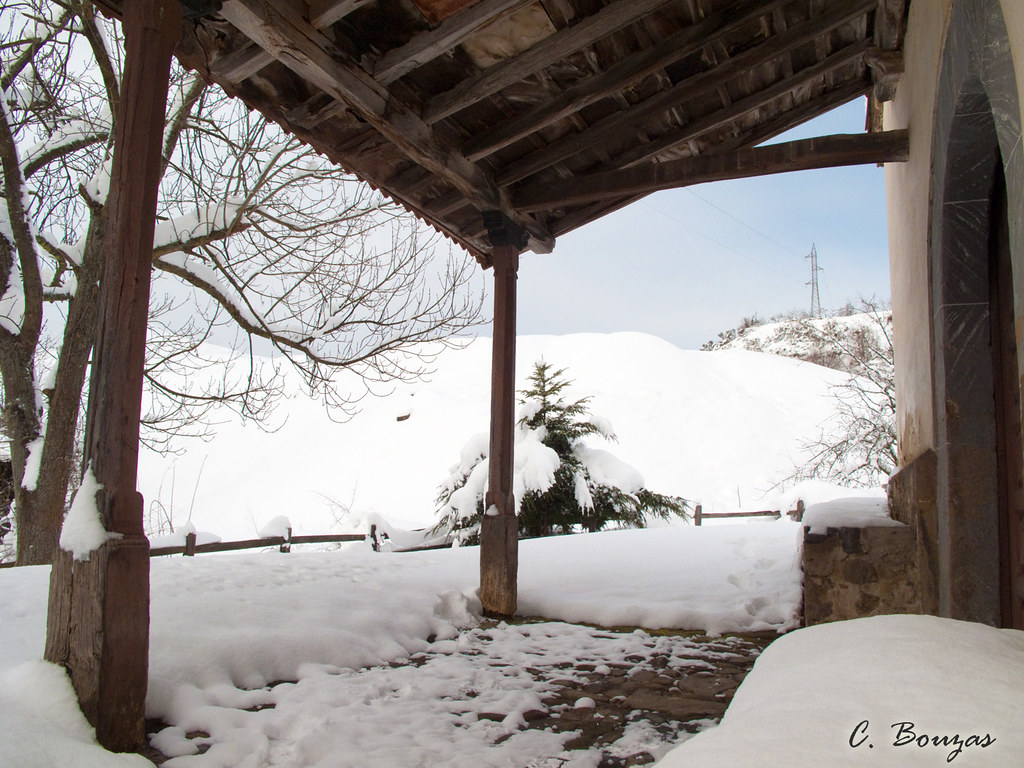Capilla de Santiso en Carraluz