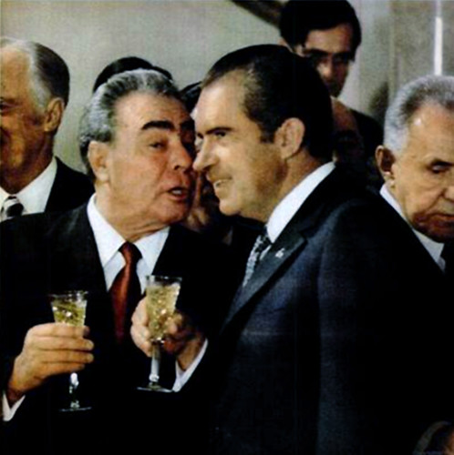 Image result for Nixon in Moscow 1972