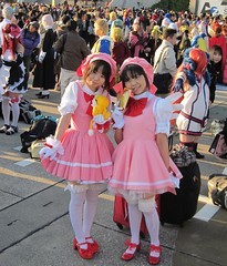 Cosplayers: Winter Comiket 2009 (mrneutron) Tags: winter japan cosplay 2009 comiket