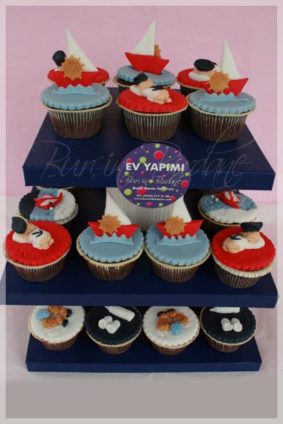 Kaptan Memo Cupcake