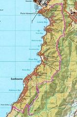 Map of East Harbour Regional Park