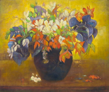 Bouquet of Flowers - Oil Painting Replica by Fabulous Masterpieces