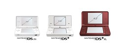 Comparison of Nintendo DSi and Nintendo DSi XL