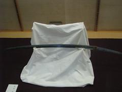 Matsuyama Castle - Katana blade (ウィウィ) Tags: castle japan sabre saber 日本 blade lame katana château japon matsuyama 松山 松山城 刀
