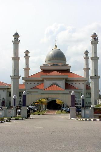 Masjid Sultanah Nur Zahirah