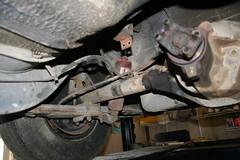 1969 AMC AMX engine bay restoration