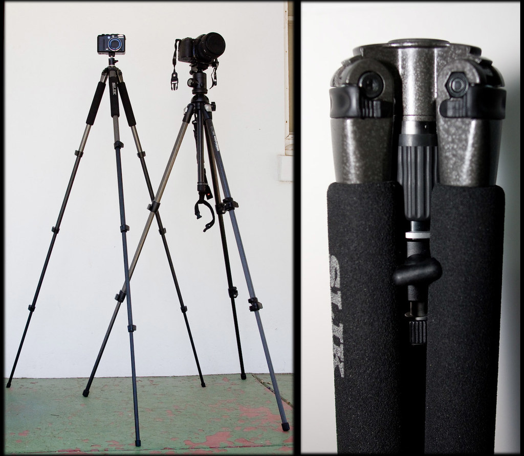 Serious tripod for a serious compact camera?