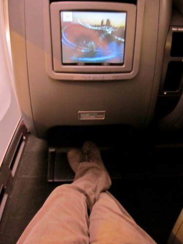 Seat 4A Legroom SIN_FRA