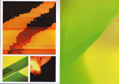 étoilements scan-double page couleur