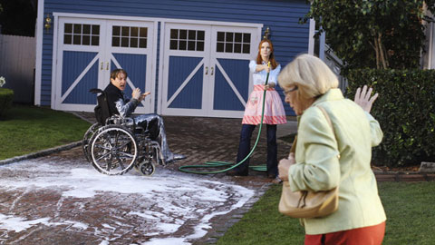 Desperate Housewives Orson Bree Mrs McCluskey