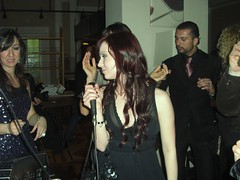 (Martina Mercedes Corradetti) Tags: party italy rome roma outfit champagne longhair drinking happiness vip latte redhair limousine havingfun blackdress redcolor mom martinamercedescorradetti thamsgrazioso