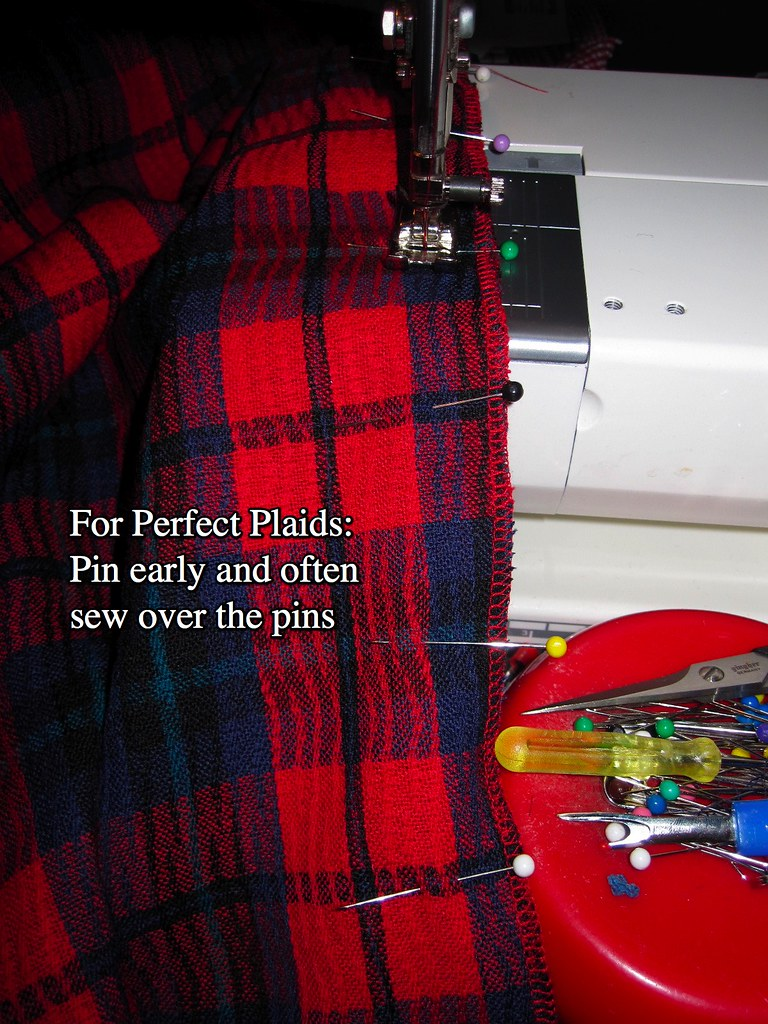 Sewing Perfect Plaids