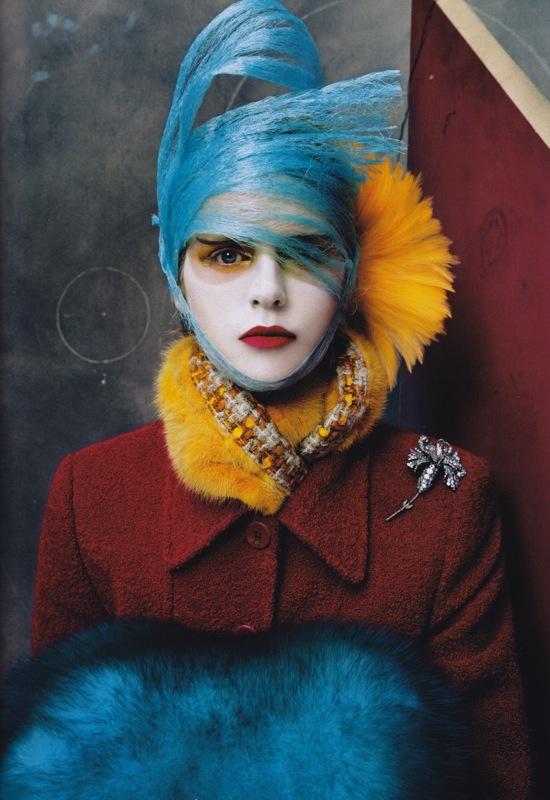 Vogue US Oct 2003 Steven Meisel 07