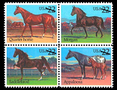 horses stamp
