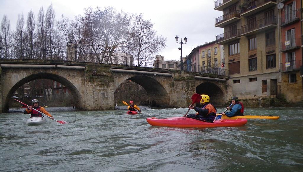 Descenso ríos Urederra y Ega 051
