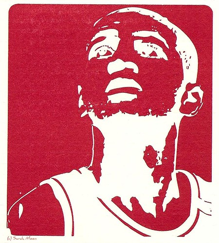 4304689092 4c5893b103 Best of 09: Blazers Letterpress Project