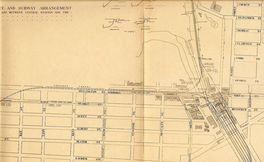 The history of the Ottawa subway - Spacing Ottawa