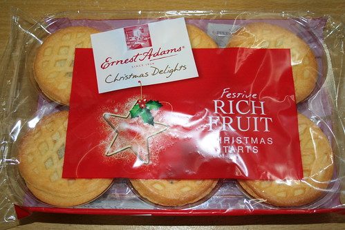 2010-01-22 - Ernest Adams Rich Fruits Christmas Tarts - 01 - Unopened